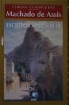 Escritos Avulsos III - Machado de Assis