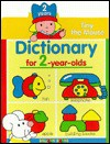 Tiny The Mouse Dictionary For 2-Year-Olds - Balloon Books
