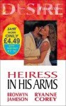 Heiress in His Arms (Desire 2-in-1, #18) - Bronwyn Jameson, Ryanne Corey