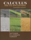 Calculus and Its Applications, Expanded Version with Access Code - Marvin L. Bittinger, David J. Ellenbogen, Scott Surgent