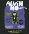 Alvin Ho Collection: Books 3 and 4: Allergic to Birthday Parties, Science Projects, and Other Man-made Catastrophes and Allergic to Dead Bodies, Funerals, and Other Fatal Circumstances - Lenore Look