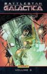 Battlestar Galactica, Volume III - Greg Pak, Nigel Raynor, Jonathan Lau
