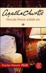 Hercule Poirot schläft nie: Kurzkrimis (Fischer Klassik PLUS) (German Edition) - von Spies, Hella, Adi Oes, Edith Walther, Agatha Christie