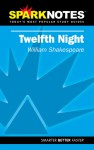 Twelfth Night (SparkNotes Literature Guide) - William Shakespeare