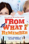 From What I Remember - Stacy Kramer