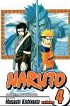 Naruto, Volume 4 - Masashi Kishimoto
