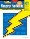 Modern Manuscript Handwriting Power Practice Series - Creative Teaching Press