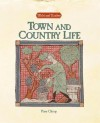 Medieval Realms Town And Country Life - Peter Chrisp