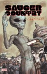 Saucer Country Vol. 2: The Reticulan Candidate - Paul Cornell, Jimmy Broxton, David Lapham