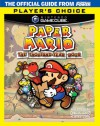 Official Nintendo Paper Mario: The Thousand Year Door Player's Choice Player's Guide - Nintendo Power