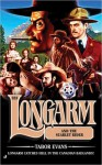 Longarm and the Scarlet Rider - Tabor Evans