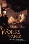 Works on Paper - Michael Holroyd