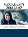 McCaulay's Series 65 Sample Exams for the Uniform Investment Adviser Law Examination - Philip Martin McCaulay