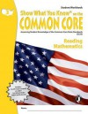 Swyk on the Common Core Gr 3, Student Workbook: Assessing Student Knowledge of the Common Core State Standards - Jolie Brams, Eloise Boehm-Sasala