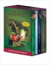 The Puffin Classic Gift Set: The Secret Garden/The Wizard of Oz/Black Beauty/Jane Eyre - Anna Sewell, Charlotte Brontë, L. Frank Baum, Frances Hodgson Burnett