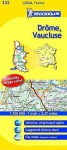 Michelin Map France: Drme, Vaucluse 332 (Other Format) - Michelin Travel Publications