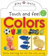 Touch and Feel Colors - Roger Priddy