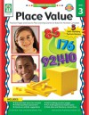 Place Value, Grades K - 6: Practice Pages and Easy-to-Play Learning Games for Base-Ten Number Concepts - Leland Graham, Leland Graham, Janet Armbrust