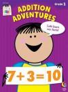 Addition Adventures, Grade 1 - Creative Teaching Press