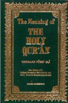The Holy Quran (English-Yusuf-Ali) - Anonymous, Abdulmomen jameli