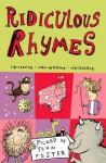 Ridiculous Rhymes - John Foster, Nathan Reed