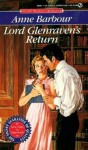 Lord Glenraven's Return - Anne Barbour