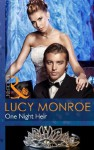 One Night Heir (Mills & Boon Modern) (By His Royal Decree - Book 1) - Lucy Monroe