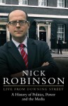Live From Downing Street - Nick Robinson