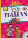 Teach Me Everyday Italian, Volume 2: Celebrating the Seasons - Judy Mahoney, Patrick Girouard