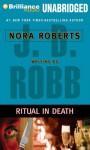 Ritual in Death (Audio) - J.D. Robb, Susan Ericksen