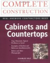 Cabinets and Countertops (Complete Construction) - Charles R. Self