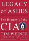 Legacy of Ashes: The History of the CIA - Tim Weiner, Stefan Rudnicki