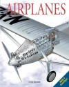 Airplanes: Uncovering Technology (Uncovering Series) - Chris Oxlade