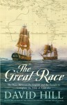 The Great Race: The Race Between the English and the French to Complete the Map of Australia - David Hill