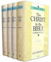 The Christ in the Bible Commentary 4 Volume Set - Albert Benjamin Simpson