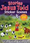 Stories Jesus Told Sticker Scenes - Juliet David, Nigel Chilvers