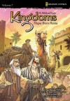 Kingdoms, Volume 7: Hope from Persia - Ben Avery, Bud Rogers, Khato, Lamp Post Inc.