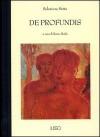 De profundis - Salvatore Satta, Remo Bodei