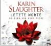 Letzte Worte - Nina Petri, Karin Slaughter