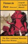 Venus in Furs - Illustrated - Leopold von Sacher-Masoch, Titus Grove