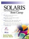 Solaris Operating Environment Boot Camp - David Rhodes, Dominic Butler
