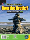 Does Canada Own the Arctic?? - Simon Rose