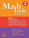 Math Tools, Grades 3 12: 60+ Ways to Build Mathematical Practices, Differentiate Instruction, and Increase Student Engagement - Edward Thomas, Harvey F. Silver, John R. Brunsting, Terry Walsh