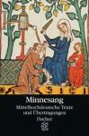 Minnesang - Helmut Brackert