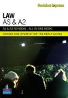 Revision Express Law As & A2 (Revision Express) - Chris Turner, Mary Charman