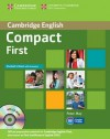 Compact First Student's Book with Answers [With CDROM] - Peter May