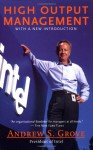 High Output Management - Andrew S. Grove