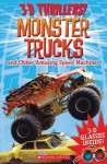 3-D Thrillers: Monster Trucks and Speed Machines - Paul Harrison