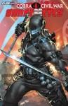 G.I Joe: Cobra Civil War - Snake Eyes Vol. 1 (G.I. Joe (IDW Unnumbered)) - Chuck Dixon, Robert Atkins