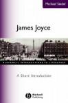 James Joyce: A Short Introduction - Michael Seidel